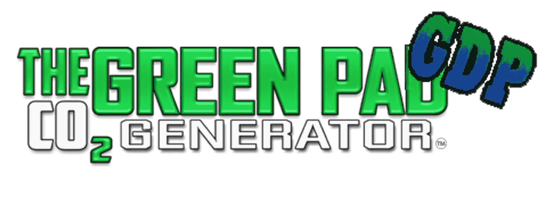 The Green Pad CO2 Generator GDP