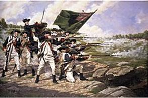 The Battle of Long Island, August 27, 1776
