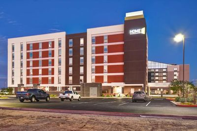 Hotel Property Management at Hilton Home2 Suites