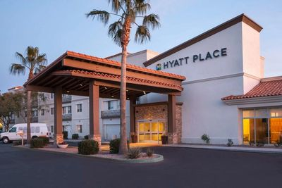 Hotel Property Management at Hyatt Place
