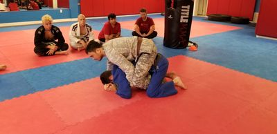 Dauntless Brazilian Jiu-Jitsu In Newark Delaware Certified By Rickson Gracie And Luiz Palhares