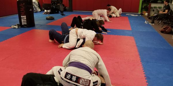 Dauntless Brazilian Jiu-Jitsu Classes In Newark, Delaware