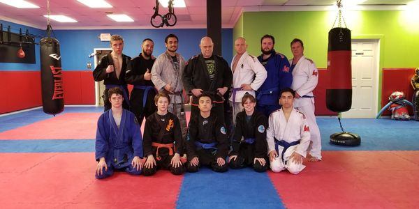 The Dauntless BJJ & MMA Academy In Newak Delaware Offers Instruction for Kids 3-12, Teens And Adults