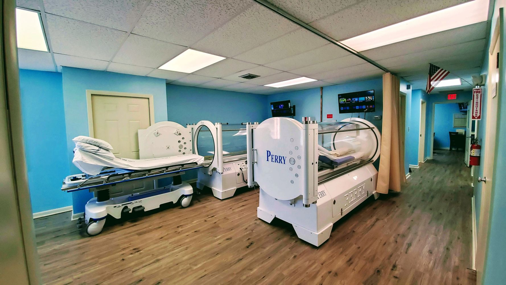 Hyperbaric Health Services - Palatka Perry Sigma 34 Monoplace Hyperbaric Chamber