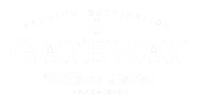 Gateway at Millbrae Station
