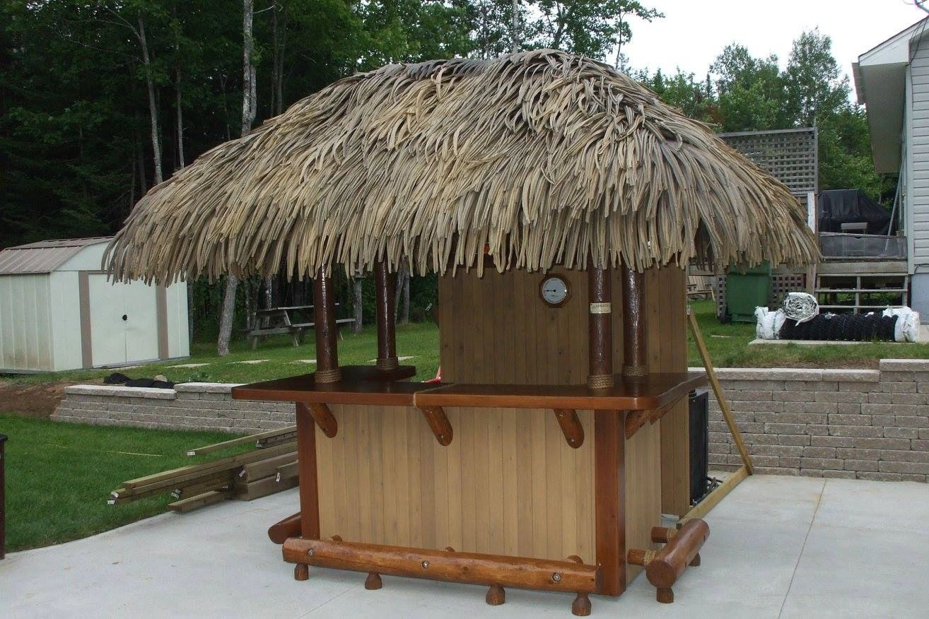 Image result for tiki hut fredericton