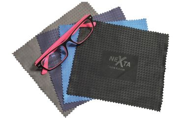 Microfiber Lens Cleaning cloth with hot printing