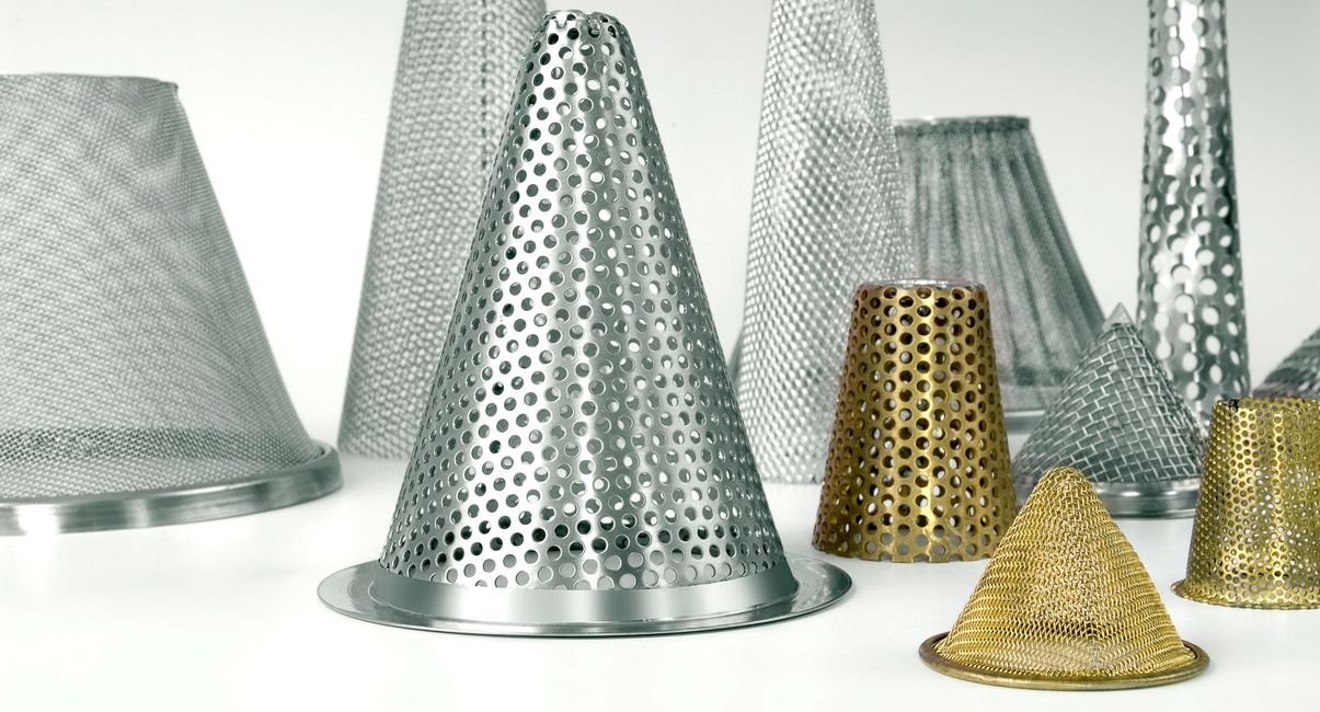 Cone Filters