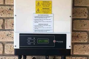 Goodwe Inverter supplied by Solar Imperium