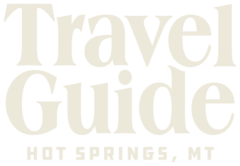 Travel Guide Hot Springs, MT