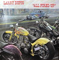 Larry Dupio Music Album All Fired Up