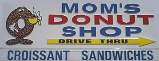 Moms Donut Shop