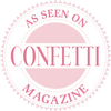 Confetti magazine feature