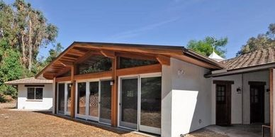 Home Addition in Rolling Hills, CA