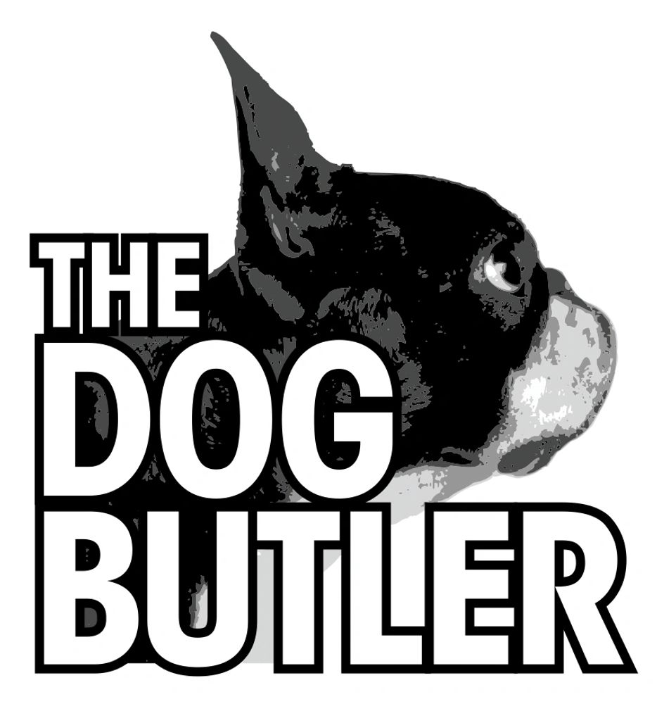 The Dog Butler In Home Dog Training Logo