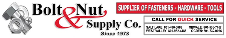 Bolt & Nut Supply Co.