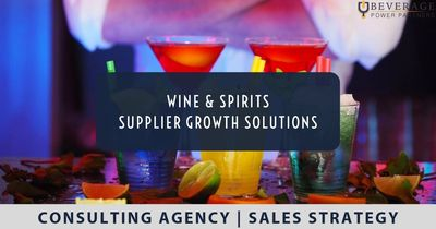 Consulting firm, specializing in growth strategy & business development for Wine & Spirits Suppliers