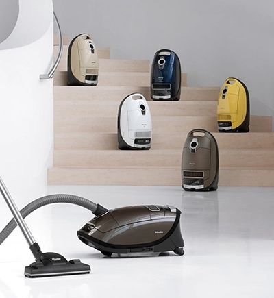 Miele products.