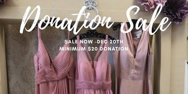 Bridesmaid dress sale