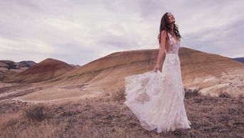 Honor Willowby gown by Watters and Wtoo Bridal