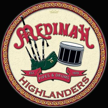 Medinah Highlanders Pipes and Drums