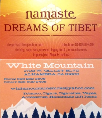 DREAMS OF TIBET