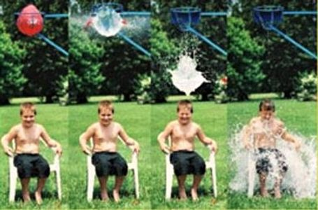 Pitchburst rental water balloons dunk tank rentals
