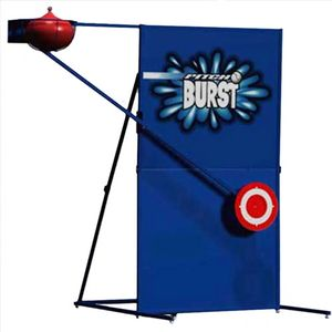 Pitchburst rental PITCHBURST dunk tank water balloon