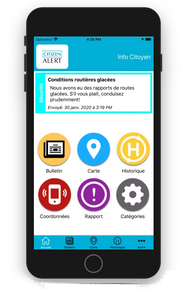 App Alerts Information Communication COVID-19