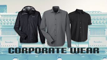 Custom Work Uniforms, Polos, Tshirts and more. All personalized with your logo