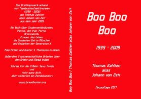 Thomas Zahlten, BREADHUNTER, Boo Boo Boo, Buch, Epubli, Amazon, Thalia