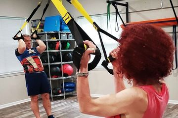TRX Suspension Bootcamp