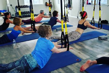TRX Suspension Pilates and Mat work