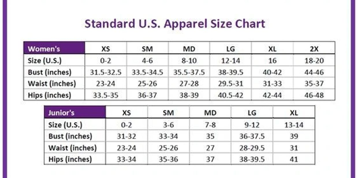 so clothing size chart so clothing brand
