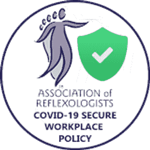 AOR COVID-19 Secure Workplace Logo