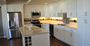 kitchen remodel, contracting