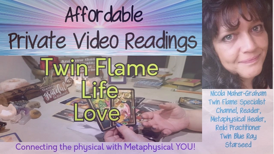 Perspective1111 - Twin Flame Reading, Psychic, Energy Healing