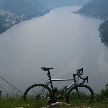road bike tours on lake como