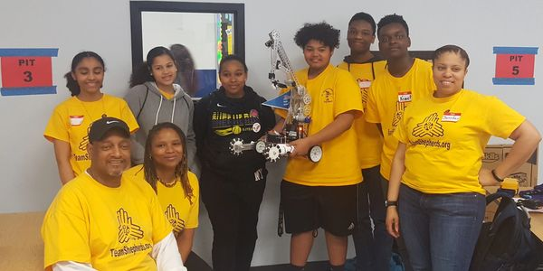 FIRST Tech Challenge, FIRST, Robotics, Team, Girls in STEM, STEM, Minority STEM Opportunity