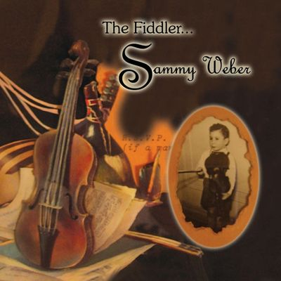 Sammy at the tender age of 3 with his first fiddle