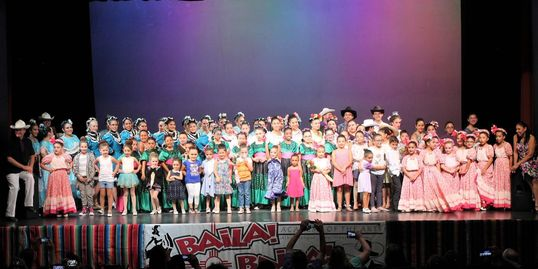Back to School Recital Baila! Bala! 2017