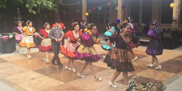 All City Teen Dance Group By Baila! Baila! Free dance lessons for high school students abq nm