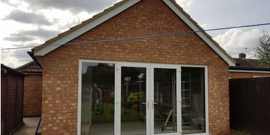Brick Built Extension Installer Bedfordshire - Northampton - Bucks - Beds - Brick Building Extension