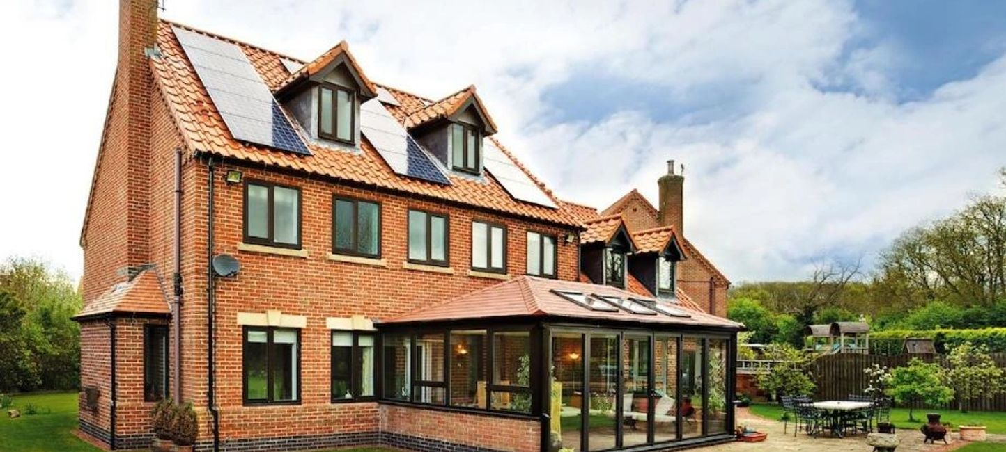 Guardian warm roof approved building contractor Building Extension UK Modular Warm roof extension