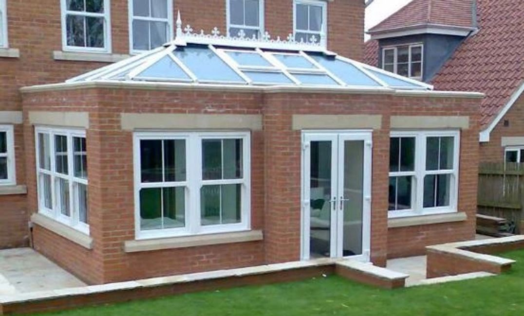 Orangery Extension building contractor Buckinghamshire Northants and Bedfordshire Orangeries Install