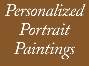 Personalized Portrait Paintings