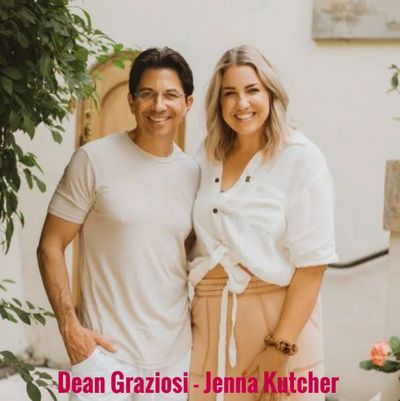 Dean Graziosi, Jenna Kutcher share thoughts for the community benefit.