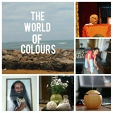 THE WORLD OF COLOURS