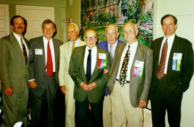 History of The New England Society of Plastic and Reconstructive Surgeons, Inc.