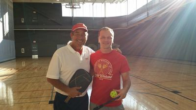 Pickleball Lessons in St. Louis, MO. Beginner Pickleball Lessons at UMSL.
